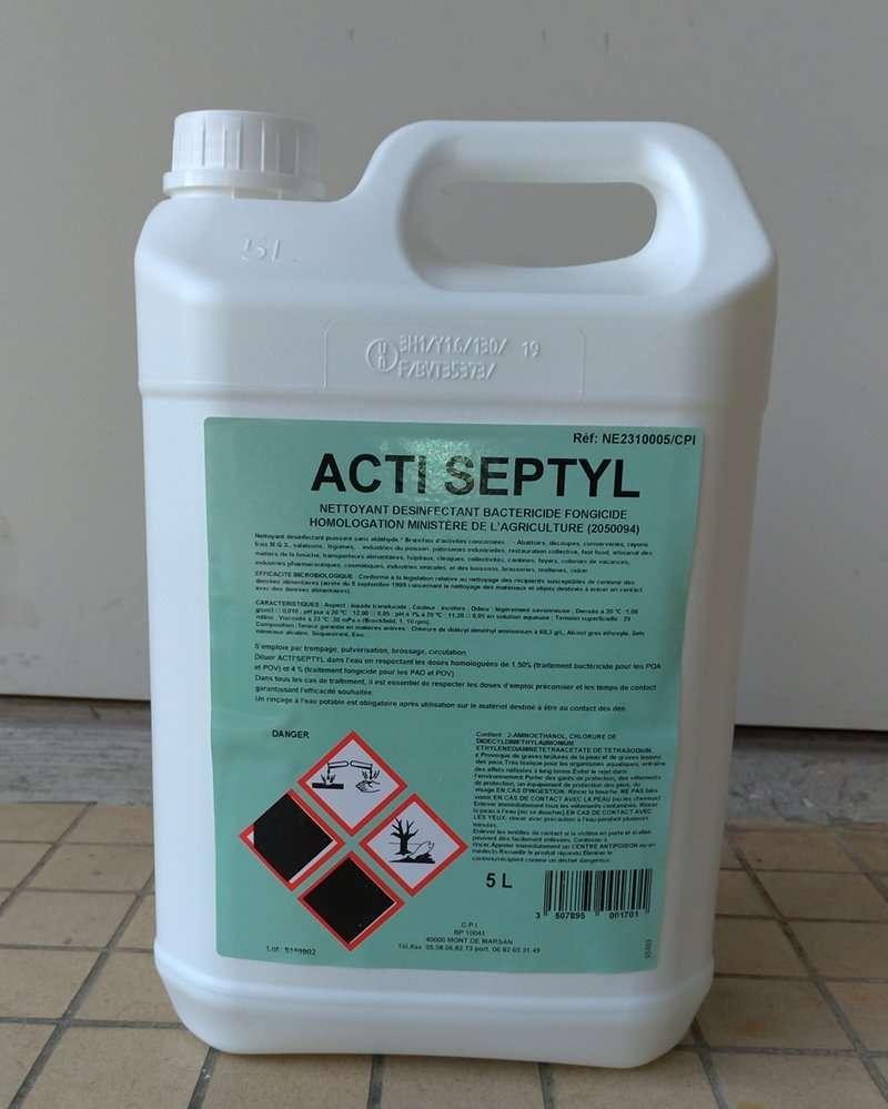 ACTISEPTYL 2310 NETTOYANT...