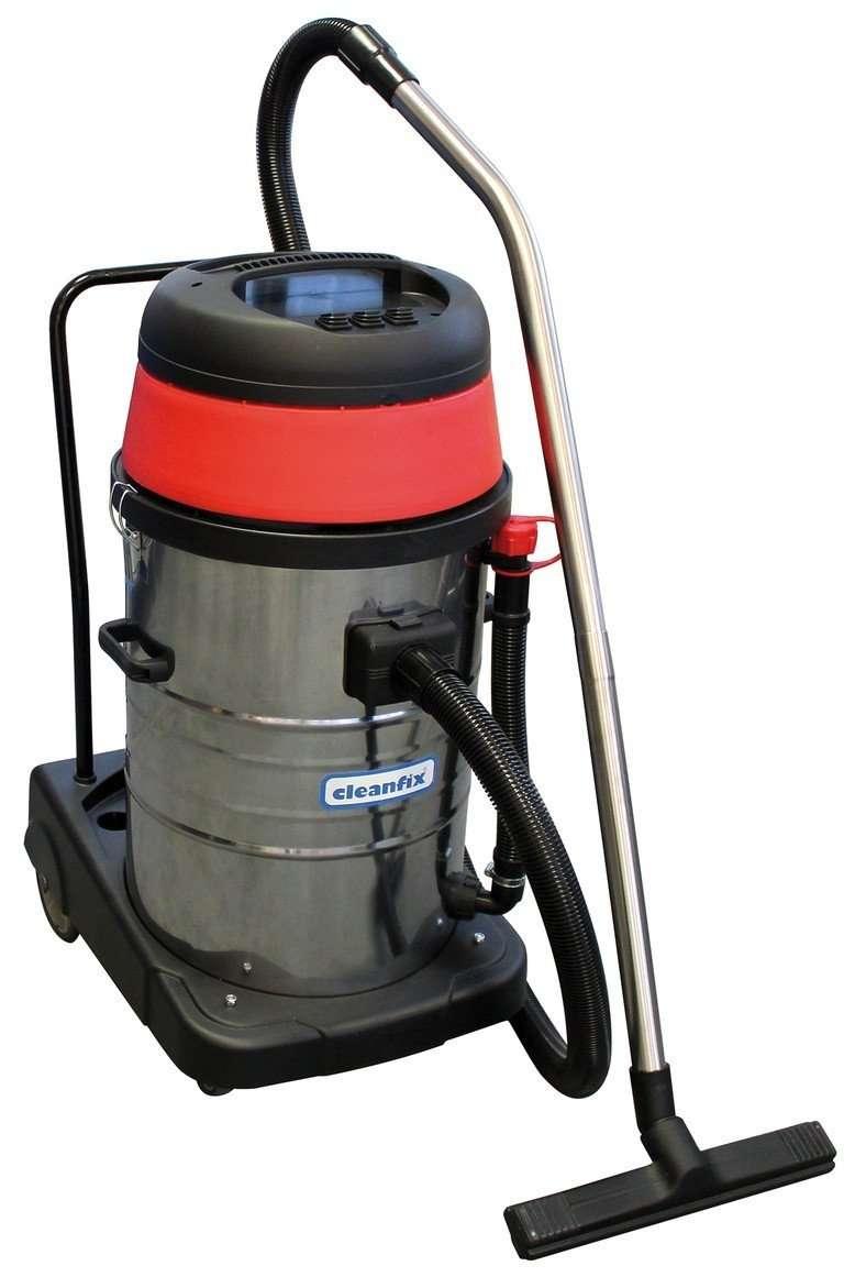 Aspirateur eau et poussière cleanfix SW60
