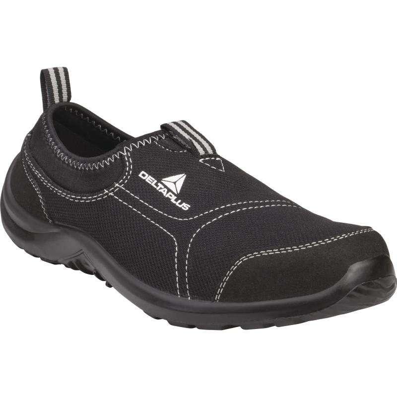 chaussure de sécurité deltaplus miami noire cpi hygiène
