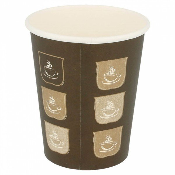 GOBELETS  BOISSON CHAUDES 120 ML COFFEE & CO