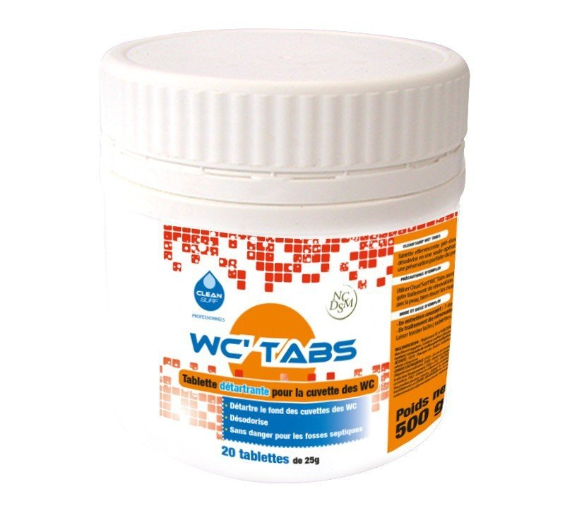 WC ' TABS